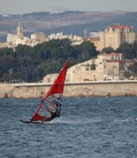 Cyril Moussilmani starboard isonic severne reflex